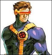 Lequel de ces X-Men porte toujours des lunettes spéciales pour contrôler son pouvoir ?