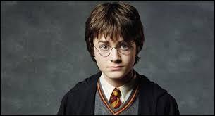Quelle est la forme des verres des lunettes du célèbre Harry Potter ?
