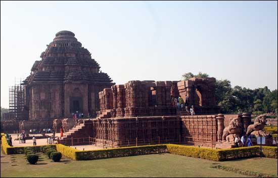 Dans quel pays se trouve ce temple du soleil ?