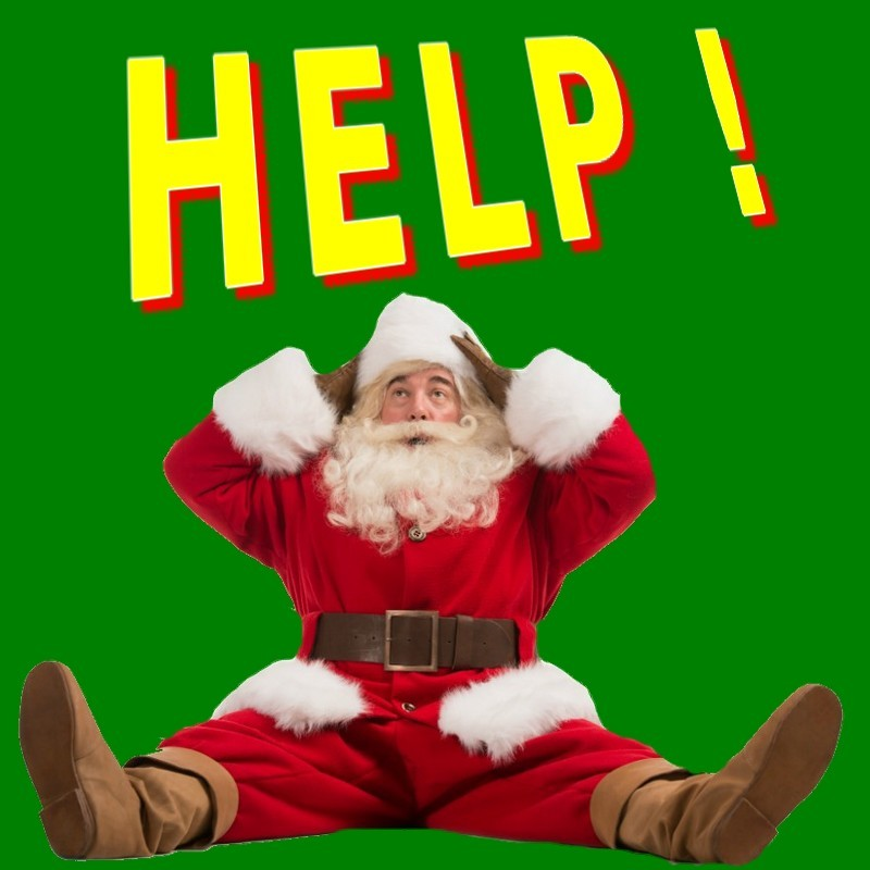 Aidez le Père Noël !