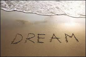 Ton plus grand rêve c'est :
