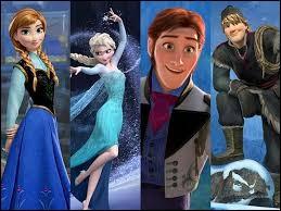 """Dans """"La Reine des neiges"""", tu serais :"""