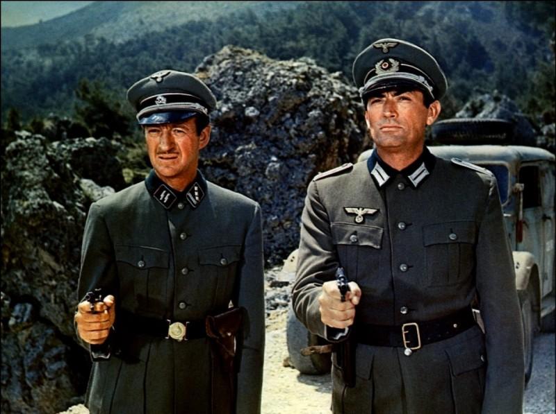 29e : Ce film anglo-américain a reçu de nombreuses récompenses dans les années 60. C'est un film de guerre qui traite d'une célèbre bataille historique :