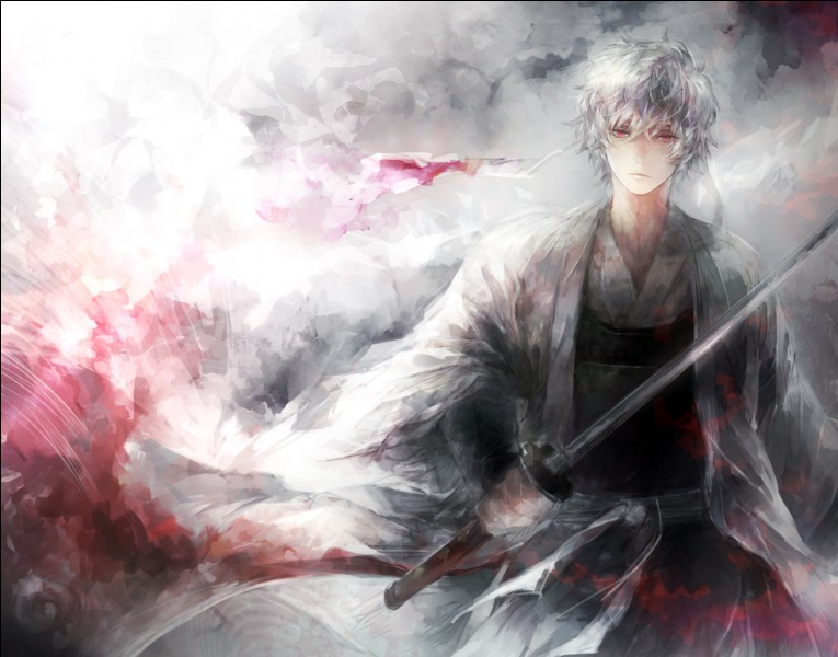 Comment nommait-on Gintoki lors de la guerre de Joui ?