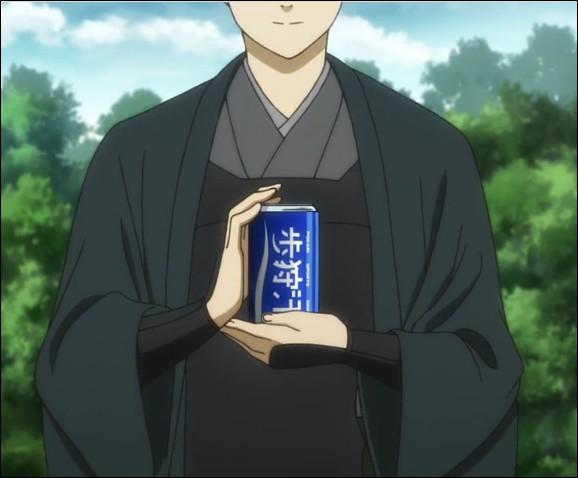 Quel était le nom du dernier compagnon de Gintoki et son groupe lors de la guerre Joui ?