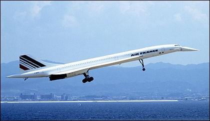 """À propos du """"Concorde"""", en quelle année a-t-il effectué son dernier vol ?"""