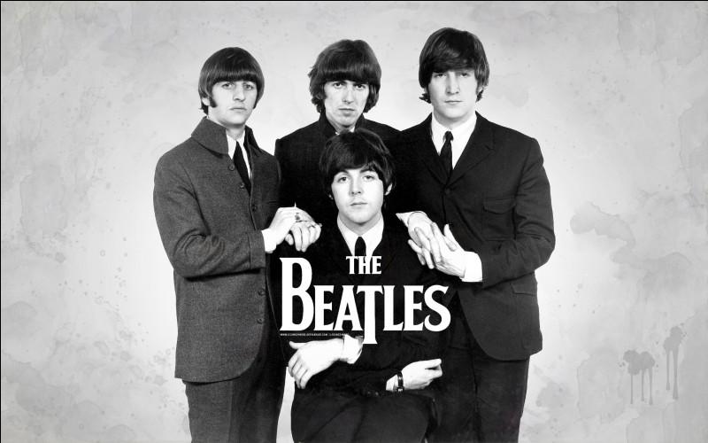 Quel album des Beatles sort en 1969 ?