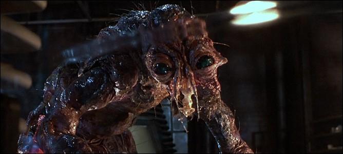 """""""La mouche"""" de David Cronenberg est un film réalisé en 1986. Cependant il est le remake d'un film de Kurt Neumann sorti en 1958. Quel était alors le titre de ce film ?"""