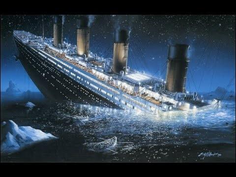 En quelle année le Titanic a t-il coulé ?