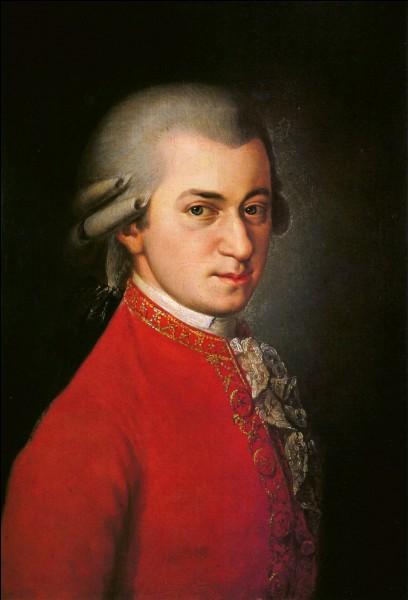 Quel est le nom complet de Mozart ?