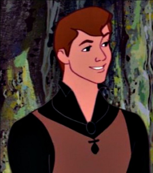 """Comment se nomme le prince dans """"La Belle au bois dormant"""" ?"""