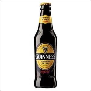 Célèbre bière irlandaise :