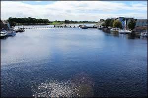 Quel est le plus grand fleuve d'Irlande, mesurant 386 km de long ?