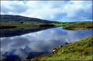Quel est ce lieu magnifique, se trouvant au nord de l'Irlande ?