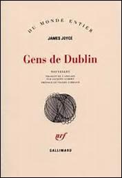 """Quel romancier-poète a écrit : """"Gens de Dublin"""" ?"""