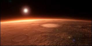 Quel est le véritable nom de la planète rouge ?