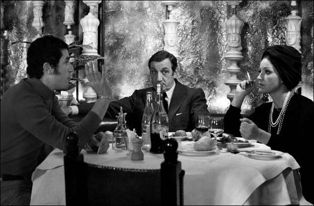 Quel est ce film de Claude Lelouch qui réunit Françoise Fabian et Lino Ventura ?