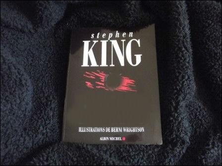 Quel est ce livre d'horreur de Stephen King, portant sur la lycanthropie ?