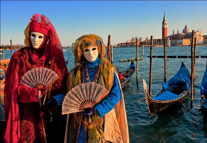 Le carnaval de Venise dure 10 jours. Mais à quelle époque de l'année a-t-il lieu ?