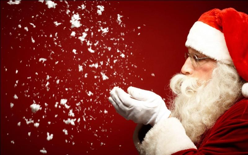 Et c'est parti pour une autre maison ! En fait, c'est _____ d'être facile d'être le père Noël !