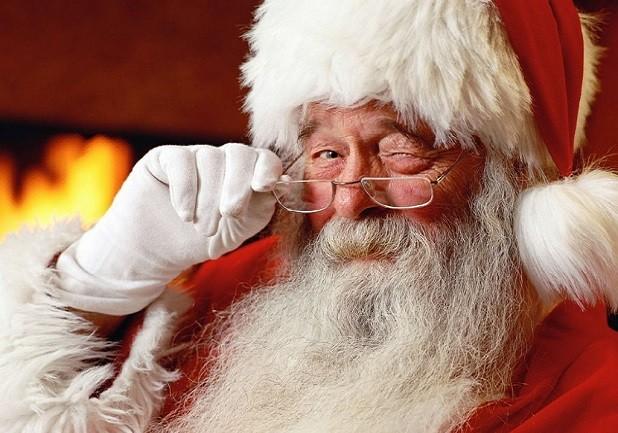 Dictée - La tournée du père Noël !