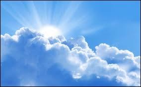 Il explore le ciel...