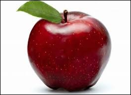 Il peut se loger dans une pomme...