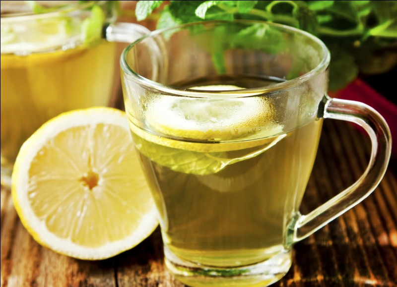 Le jus du citron a un pH de 6,5.