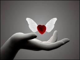 Que parfois même tout donner n'est pas forcément suffirePuisque c'est ailleursQu'ira mieux battre ton/tes...