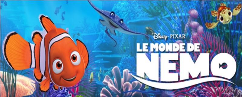 Après avoir été attrapé, Nemo se retrouve dans un aquarium. Mais où est cet aquarium ?
