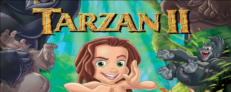 Quel est le vrai nom de Tarzan ?
