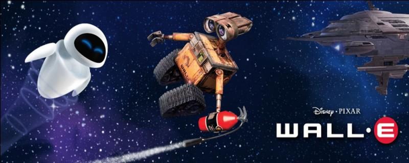 De qui Wall-E est-il tombé amoureux ?
