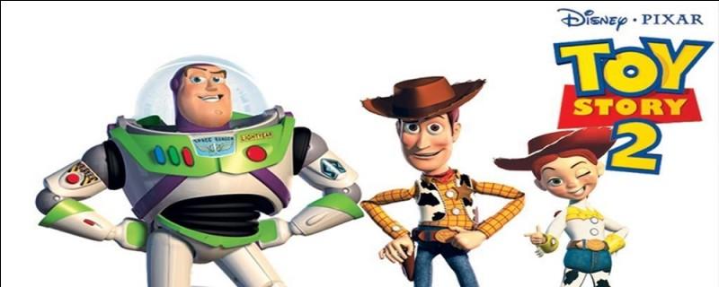 Dans ce film d'animation, comment la cow-girl se nomme-t-elle ?