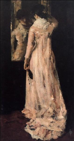 Quizz peintres dans le miroir quiz peintres peintures for Venus au miroir