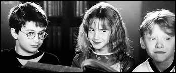 Quelle matière Hermione abandonne-t-elle en troisième année ?