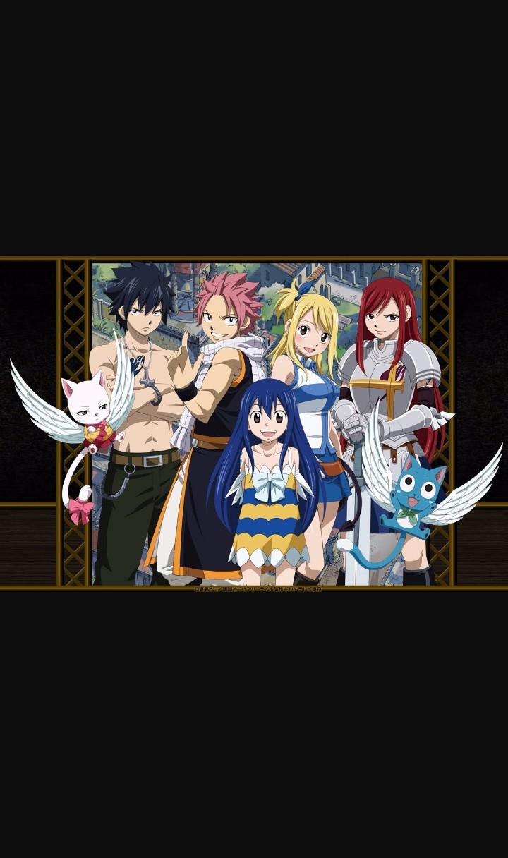 Fairy Tail - Spécialité des personnages