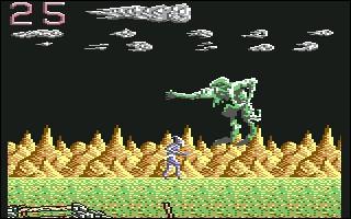 Dans quel jeu sorti en 1989 et se déroulant dans un univers médiéval-fantastique incarne-t-on un étrange guerrier en quête de revanche, qui affronte une horde de créatures ?