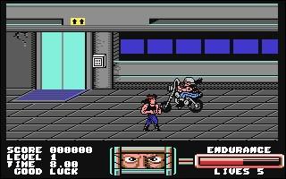 Combat au corps à corps, possibilité de ramasser les armes et de les utiliser, de saisir l'adversaire, etc. Ce jeu est clairement inspiré par le succès du jeu précédent.