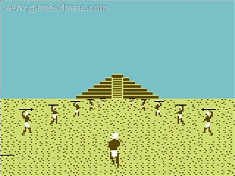 Le joueur doit atteindre puis explorer un temple en évitant divers obstacles. Quel est ce jeu à la musique palpitante ?