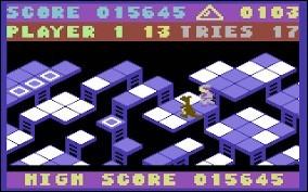 Rétro sur les jeux du Commodore 64 (3)