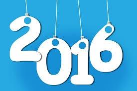 Retour sur l'année 2016 !
