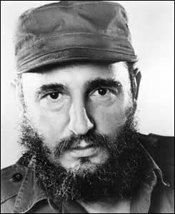 Grand dictateur de Cuba, régnant sur l'île pendant 57 ans. Il se nomme :