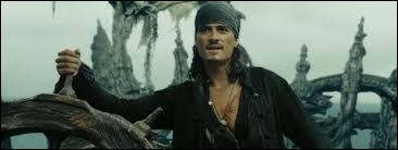 Comment s'appelle le pirate, ami de Jack ?