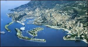 Sur laquelle de ces côtes se situe Monaco ?