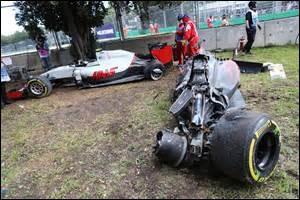 Qui étaient les pilotes impliqués dans l'horrible crash du premier Grand Prix ?
