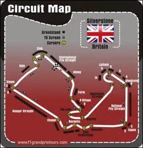 Quel pilote a remporté le Grand Prix de Grande Bretagne ?