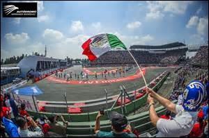 Quel problème a engendré le premier virage du circuit de Mexico ?