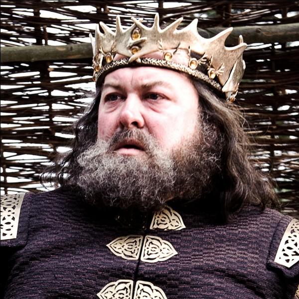 En quelle année commence la Rébellion de Robert ?