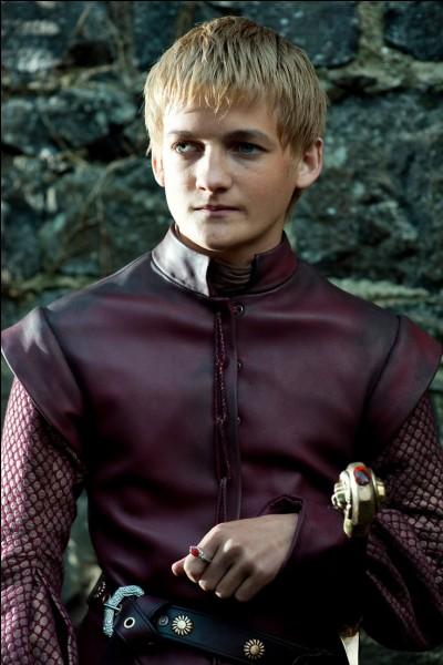 Selon Sansa, Joffrey est un...