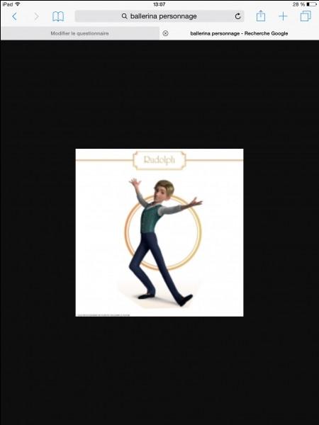 De qui Félicie fait-elle la connaissance à son école de danse ?